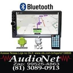 Central Multimidia First Option Espelhamento Bluetooth