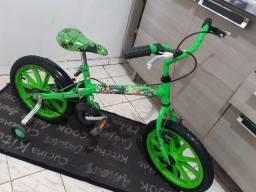 Título do anúncio: Bicicleta Caloi aro 16  Ben 10