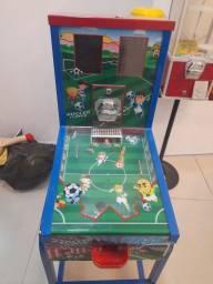 Título do anúncio: Maquinas de bolinhas Pinball Soccer