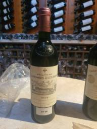 Vinho La mission Haut - Brion 2004