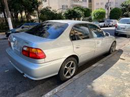 Honda Civic LX 1.6 ano 2000 Automático R$ 14.000