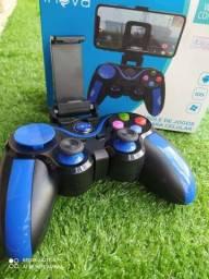 Controle Gamepad Inova Bluetooth Novo   Entrega Garantia Atacado