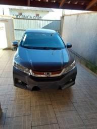 Vendo Honda city ex cvt  2015