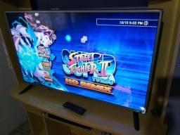 Título do anúncio: TV 42 LED LG Full HD,C/Controle!