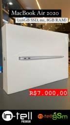 MacBook Air 2020 256gb SSD M1 8gb RAM