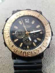 Relógio suíço original prova d,guarda