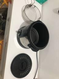 Fritadeira Multi Suggar com óleo
