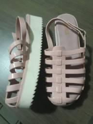 Sandália da Melissa