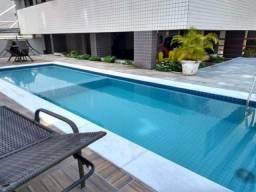 GL. Um Luxo De Apartamento Mobiliado- Boa Viagem