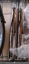 Escapamento / Surdina Yamaha Antiga RX 125 cromado