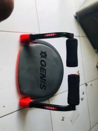 Abmax lll plataforma abdominal