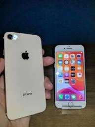 Apple iPhone 8 64gb!Cinza Espacial ou Rose Gold.Parcelamos em até 12x...