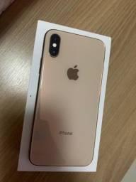 iPhone XS de 256gb Dourado