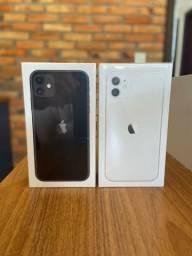 Título do anúncio: iPhone 11 128GB novo - Pego seu usado na troca