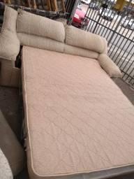 Título do anúncio: Sofá cama bem reforçado