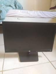 Monitor Hp V198bz G2 18,5 Polegadas  1366 x 768