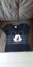 Título do anúncio: Blusa Mickey Mouse.