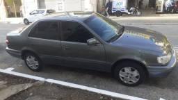 Título do anúncio: Corolla 2001 xei automático super conservado
