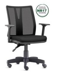 Título do anúncio: Cadeira presidente em tela