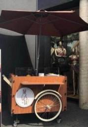 Título do anúncio: Food Cart Desmontável