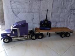 Título do anúncio: Truck Tamiya 1/14  caminhão Barabada