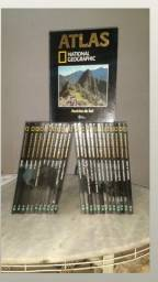 Coleção de enciclopédias National Geografic 26 volumes em ótimo estado.