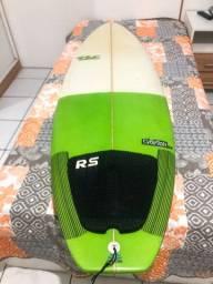 Prancha de Surf Semi nova 6,4