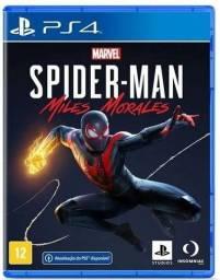 Game Ps4 Spiderman Miles Morales