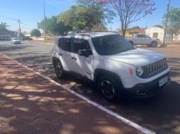 Jeep Renegade 1.8 16V Flex Sport 4P Automático - Ituiutaba-MG