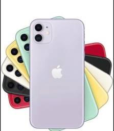 iPhone 11 64gb novo com garantia Apple 3.950$