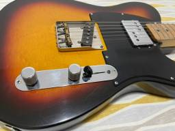 Fender Telecaster made in Mexico Trastes INOX