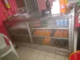 Freezer Gelando Muito