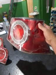 Lanternas  originais golf sportiline 2008 com detalhes
