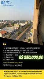 [Oferta] Apartamento - 3Q. 100,77m² - [ St. Aeroporto ]Preço Caiu