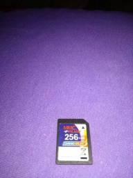 Cartão de memória para celular Nokia N Gage de 256mb