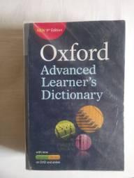 Título do anúncio: Oxford Advanced Learner's Dictionary
