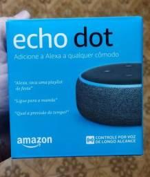 Echo Dot 3° geração ótimo estado