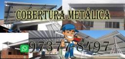 Serralheiro e montador de estruturas metálicas