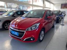 208 2018/2018 1.6 ALLURE 16V FLEX 4P AUTOMÁTICO
