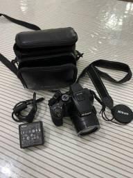 Maquina Fotografica Nikon modelo Coolpix P500