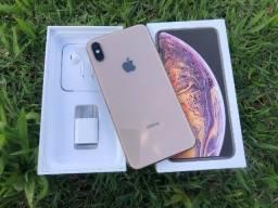 Título do anúncio: iPhone Xs 64gb Dourado || Bateria Nova || Retirada Loja Savassi