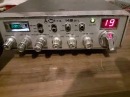 Radio px cobra gtl148