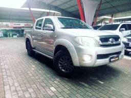 Toyota Hilux SR 4X2 2.7 CD 2009 Flex - 2009