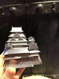 Castel quebra cabeca 3D metal