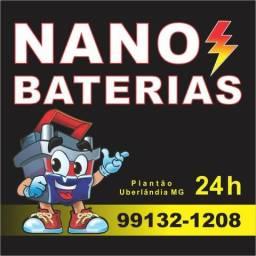 Nano Baterias - Plantão 24 Horas