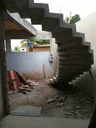 Escadas de concreto armado