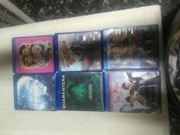 Filmes de DVD blu-ray