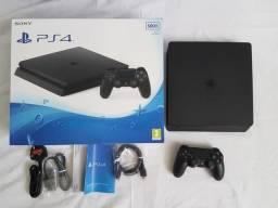 Leia o anúncio 2 PS4 ambos com jogos