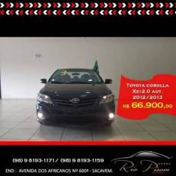 Toyota Corolla Xei - Automático - Super Novo - Aceito seu Carro e Financio - 2013