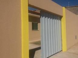 Casa 3 quartos com suite sozinha no lote - Jardim Brasilia - financiamento Caixa